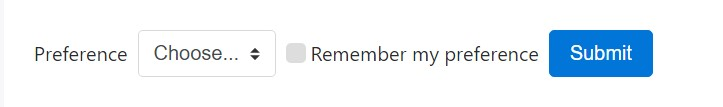 Custom form controls