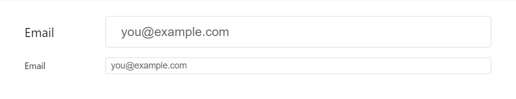 Grid-based form