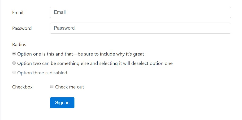 Working with the Grid